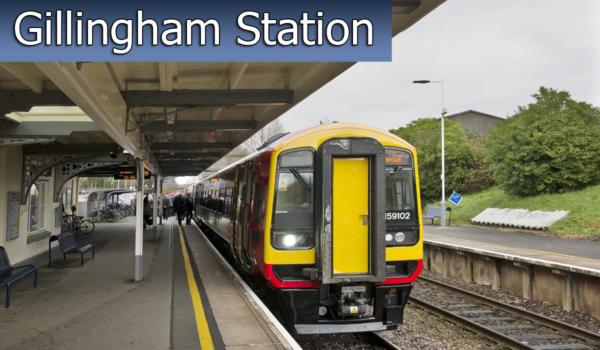 gillingham-station