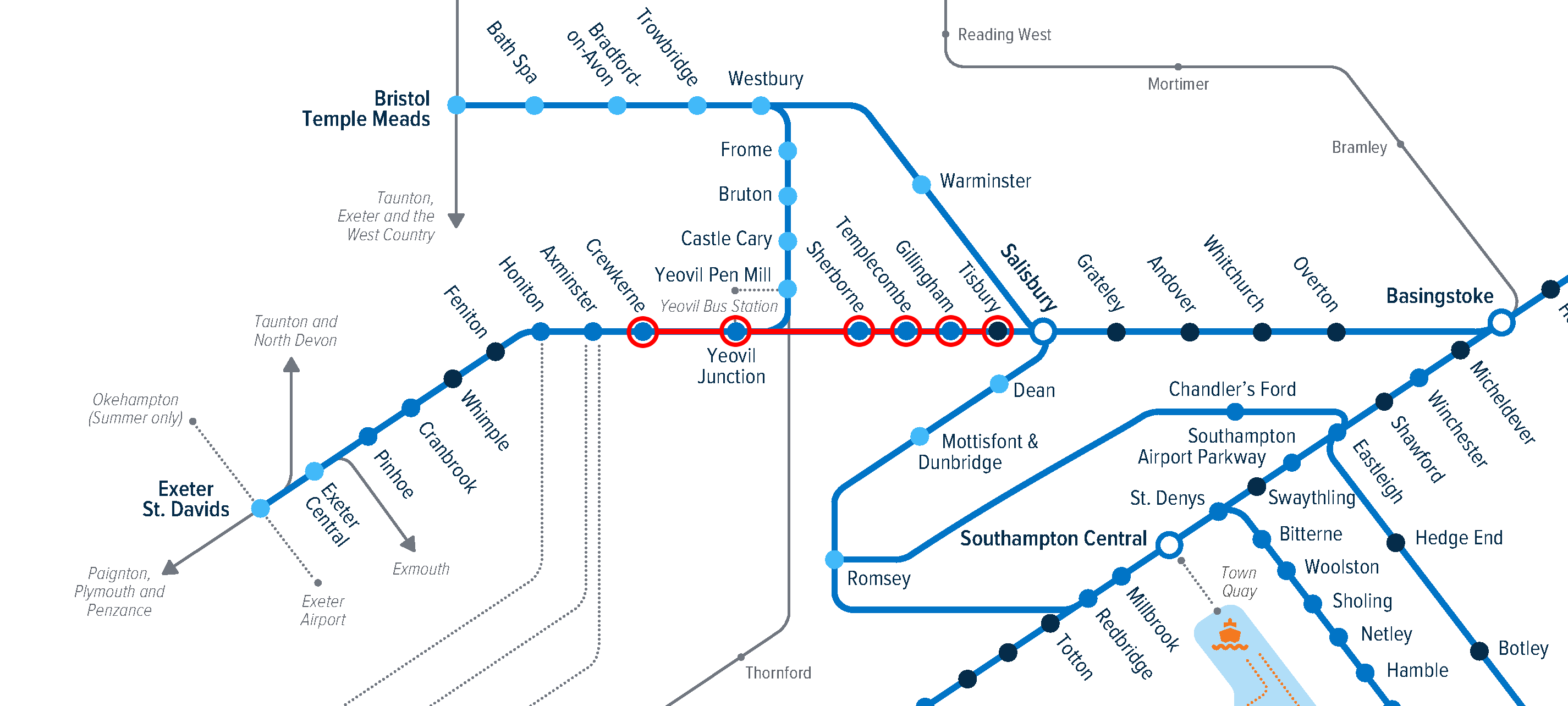 waterloo to richmond train timetable
