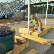 Yeovil Junction Planters (1)