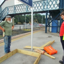 Yeovil Junction Planters (6)