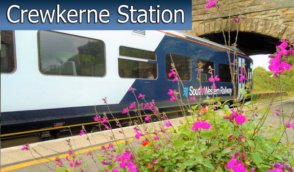 Crewkerne Station-New