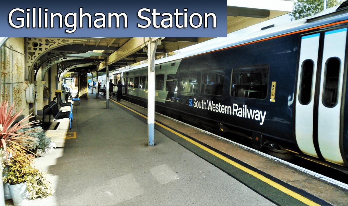 Gillingham Station